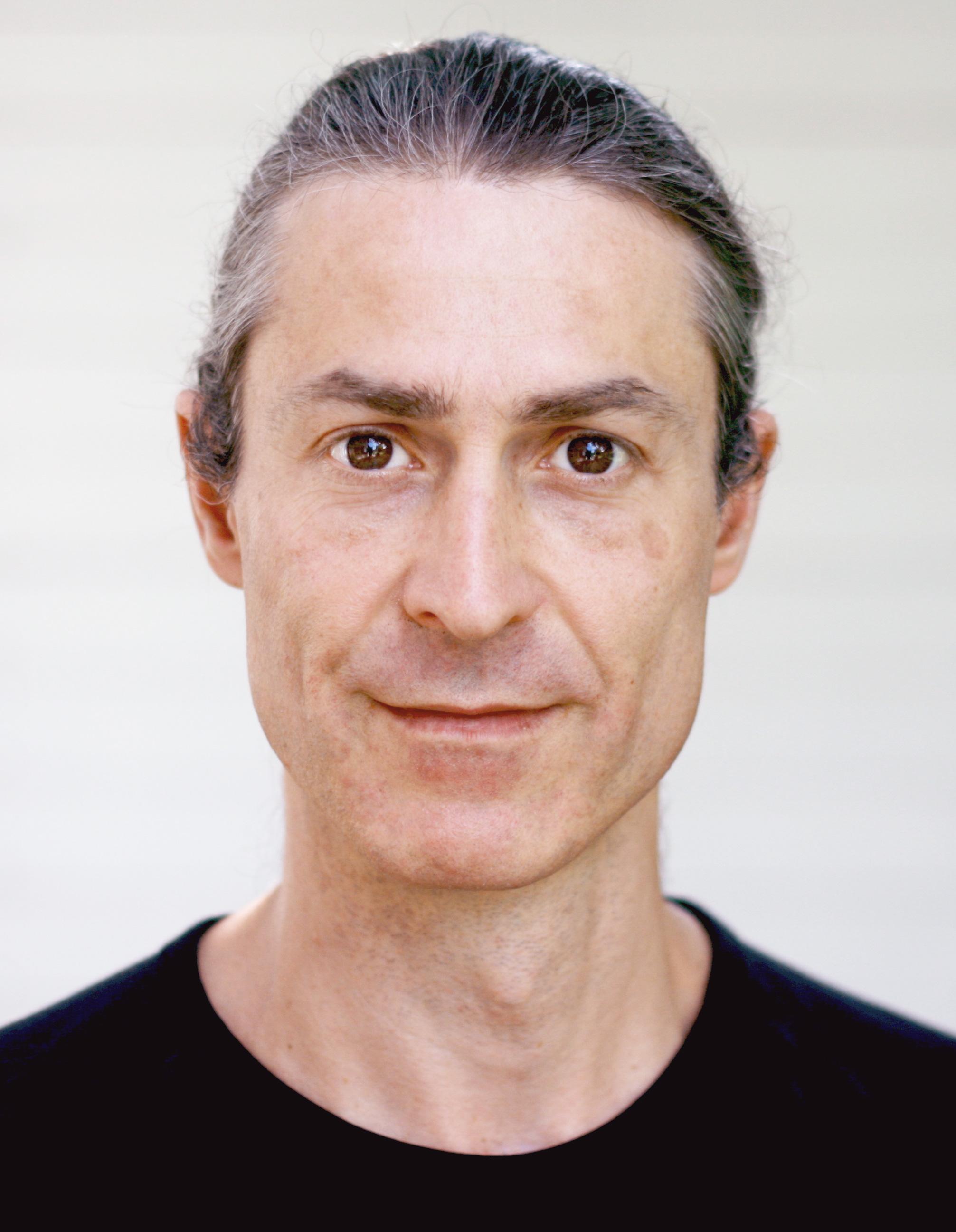 Porträt Peter Ringeisen
