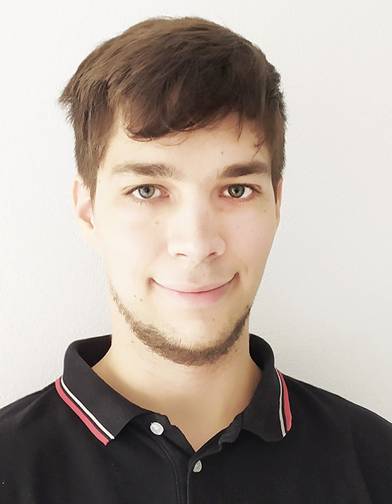 Portrait Nils Lang